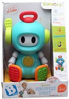 Фото Sensory Toy Робот весельчак (005212S)