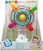 Фото Sensory Toy Вертушка Солнышко (005180S)