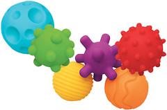 Sensory Toy Яркие мячики (005209S)