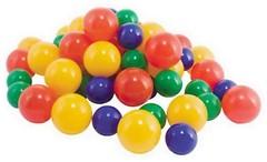 Toys Plast Мячики 8 см 25 шт (ИП.13.002)