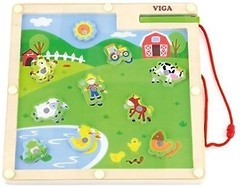 Фото Viga Toys Ферма (50193)