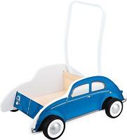Hape Толкач Машина синяя (E0382)