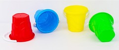 Toys Plast Ведерко Волна (ИП.20.006)