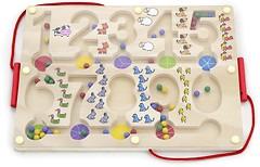 Фото Viga Toys Лабиринт Цифры (50180)