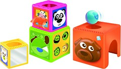 Фото Sensory Toy Занимательные блоки (003066S)