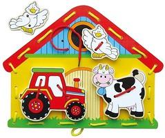 Фото Viga Toys Ферма (59027)