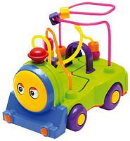 Фото Baby Baby Веселый паровозик (73632, 7604)