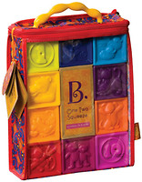 Battat Силиконовые кубики Посчитай-ка (BX1002Z)