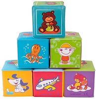 Фото Canpol babies Игрушка-кубик мягкий (2/817)