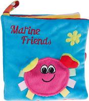Фото Canpol babies Книжечка развивающая Цветной океан (68/017)