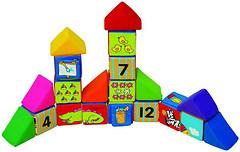 Фото Ks Kids Набор кубиков (10458)