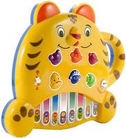 Расти малыш Пианино Тигренок (8806-6)