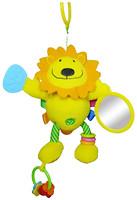 Biba Toys Игрушка на коляску Активный львенок (077JF)