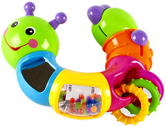 Limo Toys Веселая гусеница (9182)