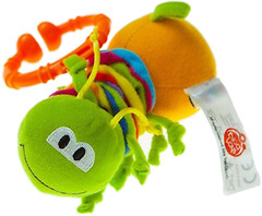 Biba Toys Жизнерадостная гусеничка (993DS)