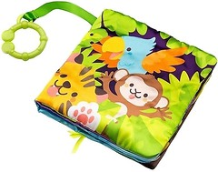 Фото Labebe Jungle Adventure Soft book (HYO41409)