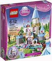 Фото LEGO Disney Princess Романтический замок Золушки (41055)