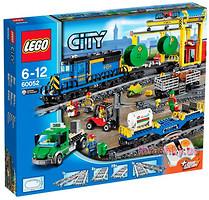 Фото LEGO City Грузовой поезд (60052)