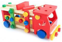 Фото Мир деревянных игрушек Машина (Д033)