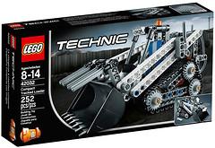 LEGO Technic Компактный гусеничный погрузчик (42032)