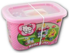 Unico Plus Hello Kitty Конструктор в контейнере (8665). Купить в ... 6c4c279d76d