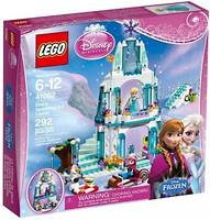 LEGO Disney Princess Ледяной замок Эльзы (41062)