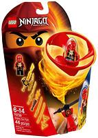 LEGO Ninjago Флайер Аэроджитцу Кая (70739)