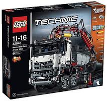 LEGO Technic Мерседес-Бенц Арокс 3245 (42043)