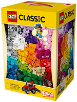 LEGO Classic Огромный набор для творчества (10697)