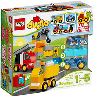 LEGO Duplo Мои первые машинки (10816)
