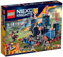 LEGO Nexo Knights Фортекс-мобильная крепость (70317)
