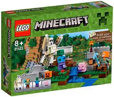 LEGO Minecraft Железный голем (21123)
