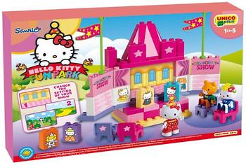 Unico Plus Hello Kitty Маленький театр (8688). Купить в Киеве, в Украине.  Цены в интернет магазинах 4586be28cb4