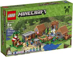 LEGO Minecraft Деревня (21128)