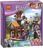 Bela Friends Спортивный лагерь Дом на дереве (10497)