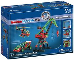 Фото Fischertechnik Универсальный стартер (FT-536618)