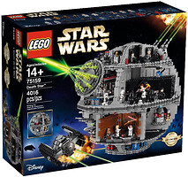 LEGO Star Wars Звезда смерти (75159)