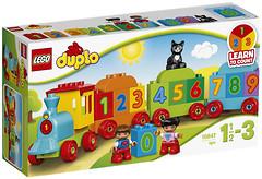 LEGO Duplo Поезд Считай и играй (10847)