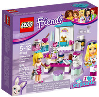 LEGO Friends Кондитерская Стефани (41308)