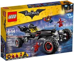 LEGO Batman Бэтмобиль (70905)