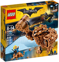 LEGO Batman Атака Глиноликого (70904)