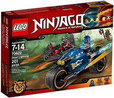 LEGO Ninjago Пустынная молния (70622)