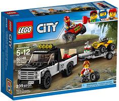 Фото LEGO City Гоночная команда (60148)