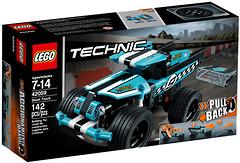 Фото LEGO Technic Трюковой грузовик (42059)