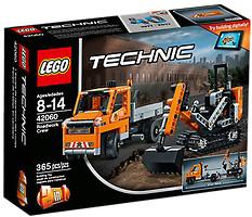 LEGO Technic Дорожняя техника (42060)