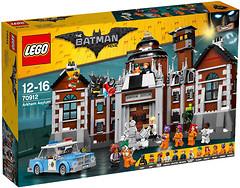LEGO Batman Лечебница Аркхэм (70912)