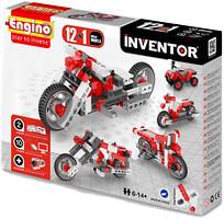 Фото Engino Inventor Мотоциклы 12 моделей (1232)