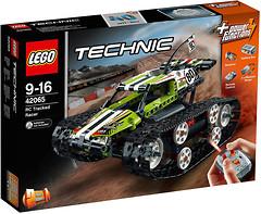 LEGO Technic Скоростной вездеход (42065)