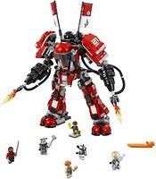 Фото LEGO Ninjago Огненный робот Кая (70615)
