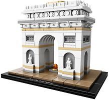 Фото LEGO Architecture Триумфальная арка (21036)